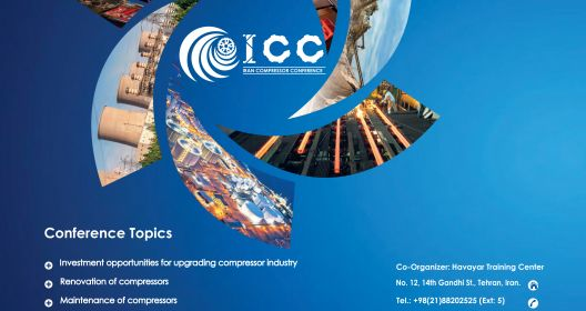 The 2nd Iran Compressor Conference 2018 will be held in Tehran