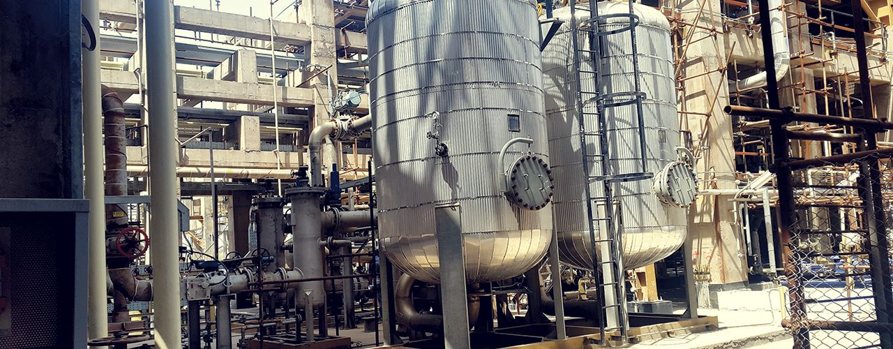 Successful Commissioning of the Nitrogen Regeneration Loop Gas Dryer at Bandar-Abbas Refinery